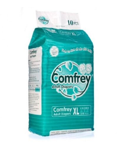 Call us to Shop Comfrey Adult Diapers In Large Size from our online store in Pakistan