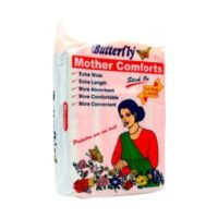 Get the best quality Butterfly Mother Comforts Pads in an affordable price in Pakistan