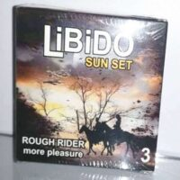 Libidoi Rough Riders In Pakistan, Libido Sun Set Rough Rider Condom Image