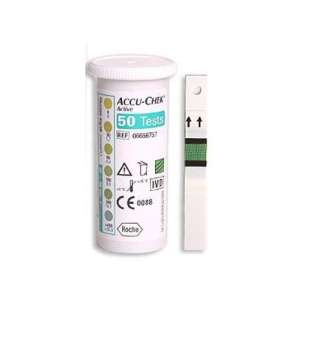If you want to shop the top branded Accu-Chek 50 Test Strips call us for best home delivery services In Pakistan