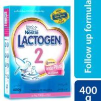 Shop the best quality Nestle Lactogen 2 400 gm Online on Best Price in Pakistan at online shopping Shop of pharmacyplus.pk