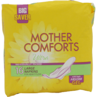 Call us for online shop for mother comforts large size Pads from the online medical store in Pakistan