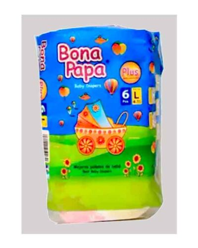 Buy online the Bona Papa diapers from the online store that gives your child the comfort and freedom required to keep them active and happy.