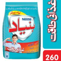 Nestle Milk Powder, Get Nestle Nido Bunyad 260g online in Pakistan and pay Cash on Delivery