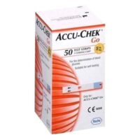 Buy the best quality Accu-Chek Go 50 Test Strips