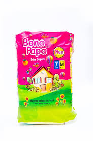 Shop the Bona Papa Diapers in Pakistan. We provide the best quality in best price delivers to all over Pakistan. shop the lowest price baby products of Baby from this online store