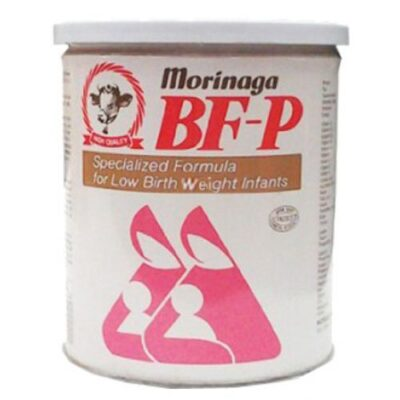Morinaga BF-P Powder Milk is specially formulated for low birth weights infants. It helps your baby to grow faster and stronger at a healthy rate.
