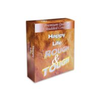 Rough Rider Studded, Happy Life Rough&Touch Condom Image