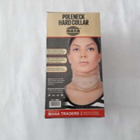 Call us for the best home delivery for Mana Hard Collar Adjustable in Pakistan